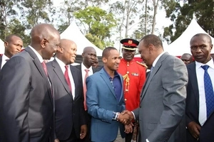 SONU leader Babu Owino declares his 2017 presidential choice, see who it is