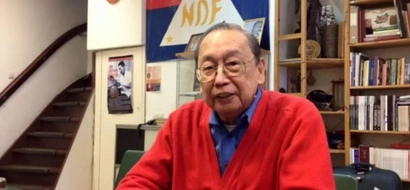 President Marcos should be buried in Ilocos Norte instead - Joma Sison