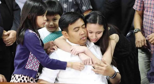Sandiganbayan allowed Junjun Binay to bring daughter to US