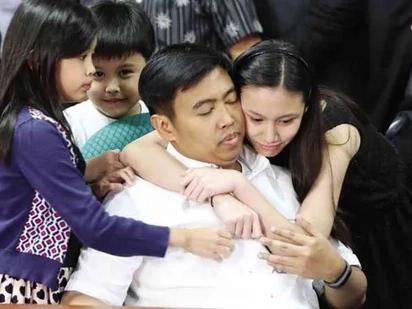 Junjun Binay to accompany daughter to US to seek second opinion