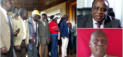 Moi University new VC receives hearty welcome from Uasin Gishu elders