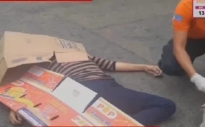 Poor woman meets tragic end while getting off a bus in EDSA