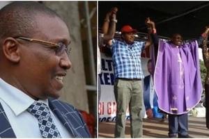 Rich 'Jubilee bishop' speaks after being accused of BIG theft