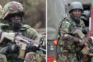 LETHAL weapon only Kenyan special forces use in Africa (photos)