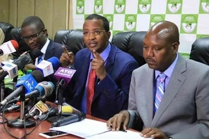 The millions each IEBC commissioner is set to take home in 3 weeks