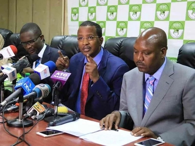 Parliamentary committee seals fate of IEBC commissioners