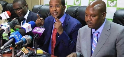 IEBC commissioners agree to quit; see their conditions