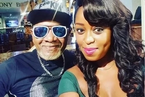 Citizen anchor Lilian Muli's bad body part exposed in a photo with Awilo Longomba