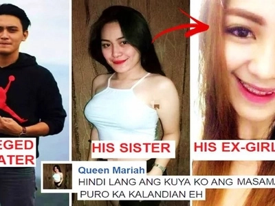 Sister of the alleged 'cheating boyfriend' slams her brother's ex-girlfriend! Her accusations are absolutely shocking!