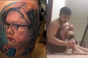Ink-teresting! Problema sa tattoo na ikinahihiya, 'sinolusyunan' ng lalaking ito