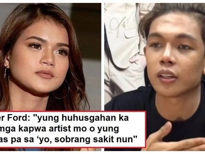 Nasaktan talaga! Xander Ford sends a heartbreaking message to Maris Racal and the other celebrities who bashed him on social media