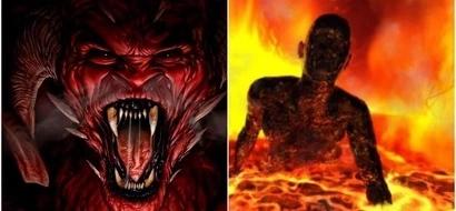 Demons burn houses, school uniforms in Murang'a(photos)