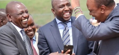 Kipchumba Murkomen destroys former police boss and 2017 challenger in one Facebook post