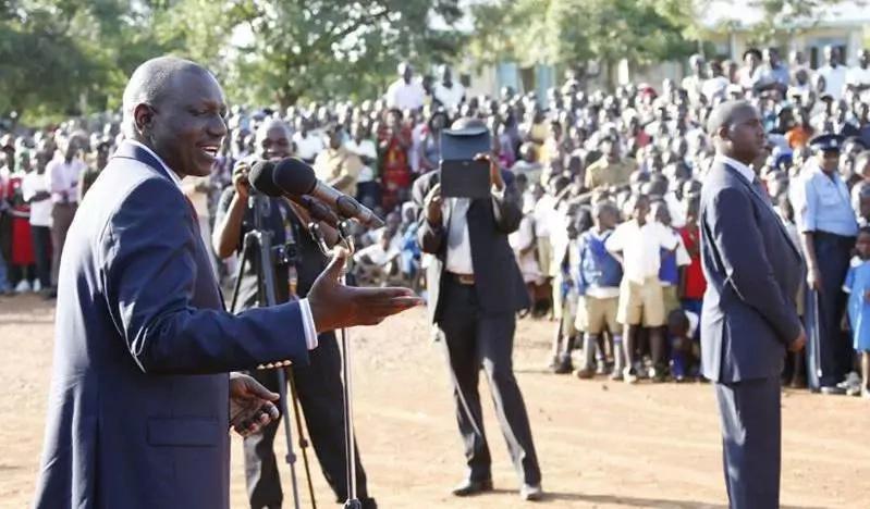 Siwezi kuwa katika jukwaa moja na William Ruto- Adai gavana wa Jubilee