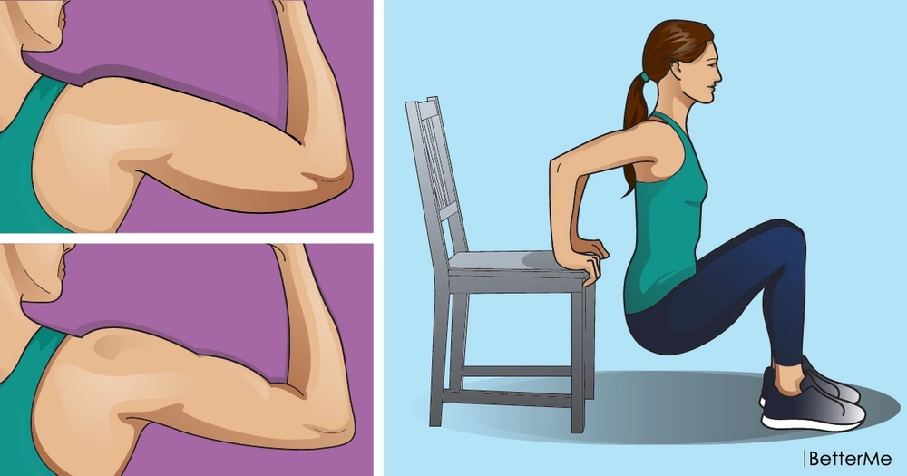 7 arm exercises anyone can do at home