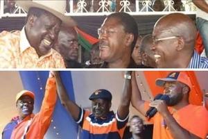 Seneta wa NASA aonywa kuhusiana na mpango wa kumtangaza mwandani na naibu wa Raila