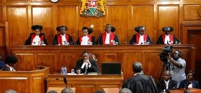 Interesting twist in Supreme court case as Uhuru and Chebukati's lawyers disagree