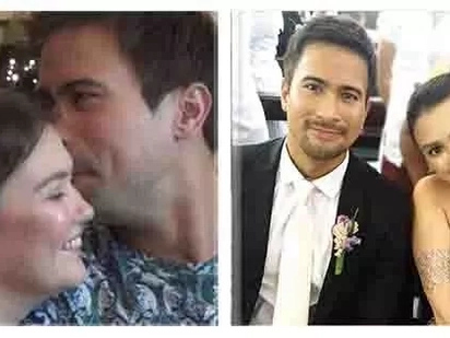Baby daw oh! Angelica Panganiban shared a video of her sweet moments with Sam Milby