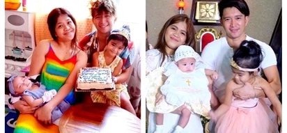 Welcome to the Christian world! Melai Cantiveros and Jason Francisco's baby Stela Rosalind finally gets baptized!