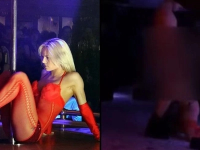 Nightclubers Were Shocked When Stripper Gave Oral Sex During Performance