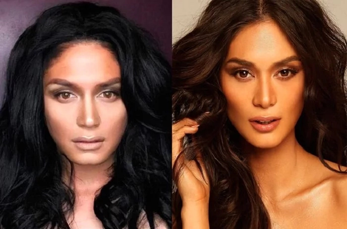 Paolo Ballesteros transforms into Miss Universe 2017 as his latest make-up transformation masterpiece