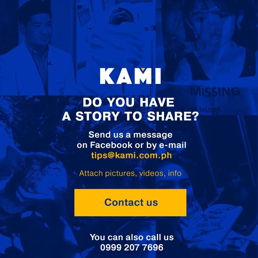 Please, contact KAMI and share your OFW stories