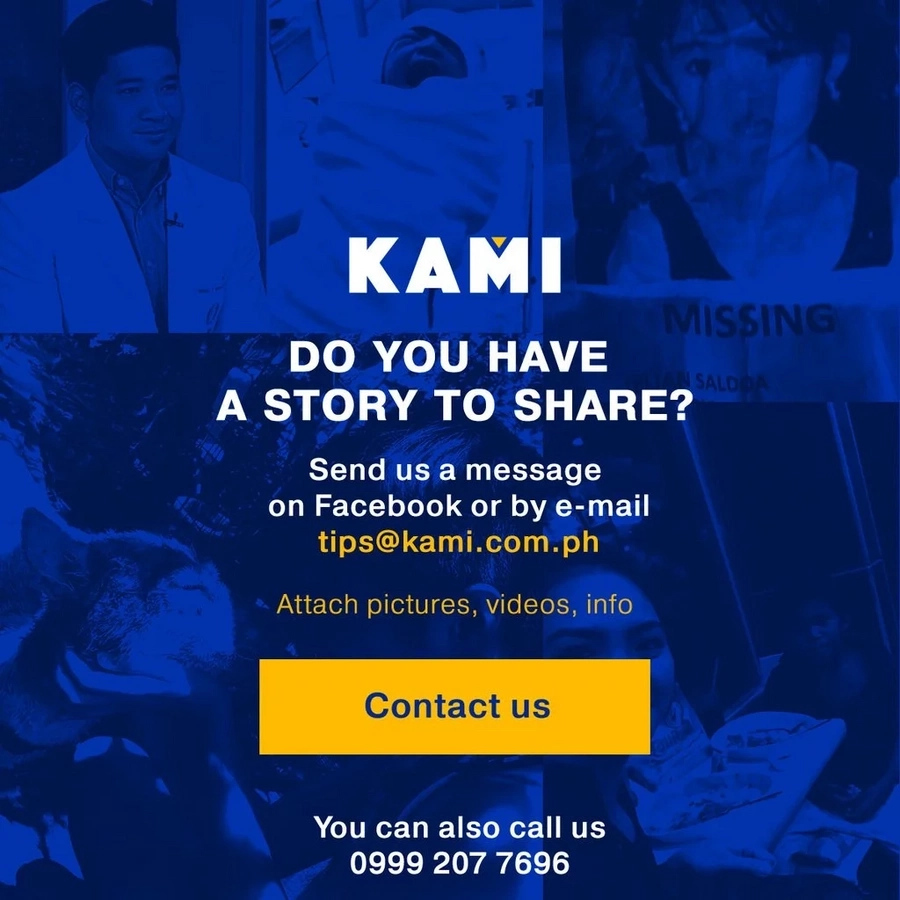 Please, contact KAMI and share your stories with us!