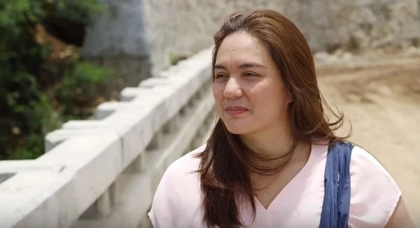 Sylvia Sanchez kicked out by guard from mall