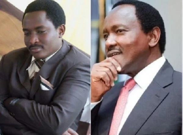 Kalonzo rejects Kiambu 'son'