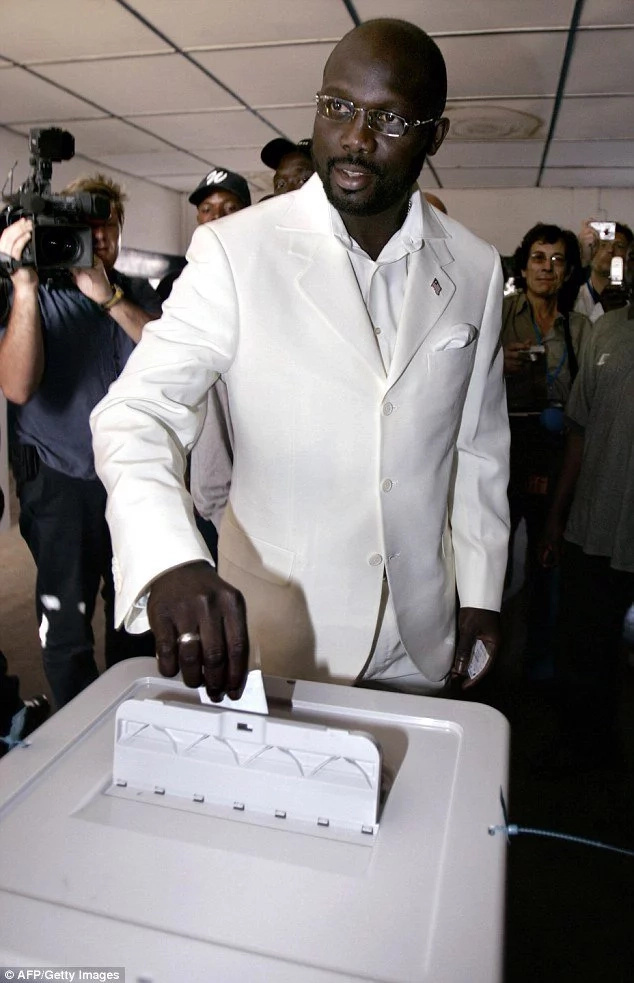 Liberian ex-footballer George Weah to run for president again
