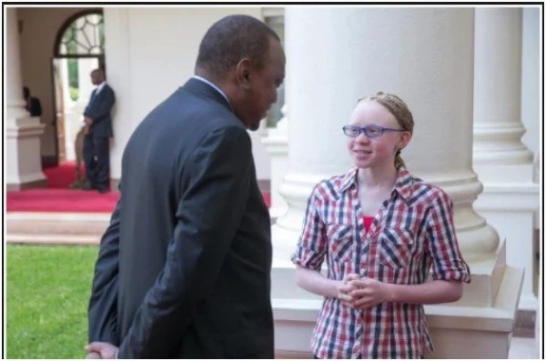 Top KCPE girl Goldlyn Kakuya admitted to Kenya High