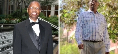 Meet the Kenyan man who has made history in Donald Trump's America