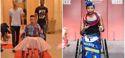 Miss Wheelchair World contestant aims to break barriers for people with disabilities