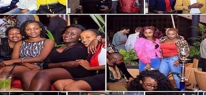 The most crazy but juicy pictures that aptly describe Nairobi's nightlife
