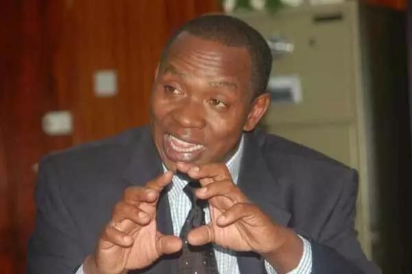 Kibaki's nephew abandons PNU for Jubilee Party