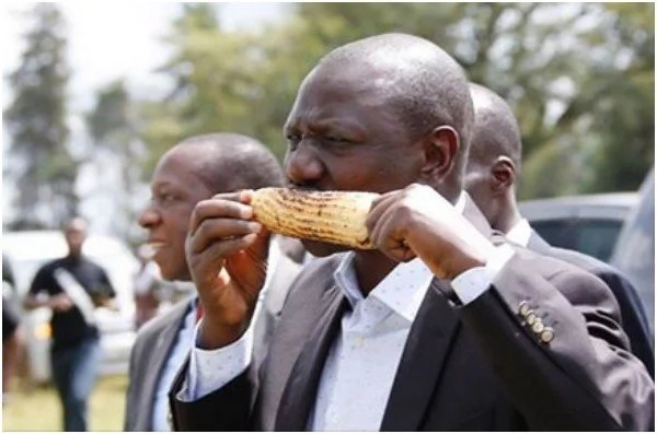 Ruto the Hustler! 7 Instances the DP stooped to the common mwananchi's level