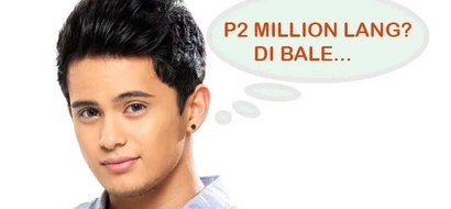 Kulang ang 2M! James Reid turned down 2M talent fee for unbelievable reasons