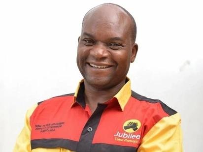 Naibu gavana wa Kirinyaga atoa taarifa baada ya video yake akiwa uchi na mwanamke kusambaa