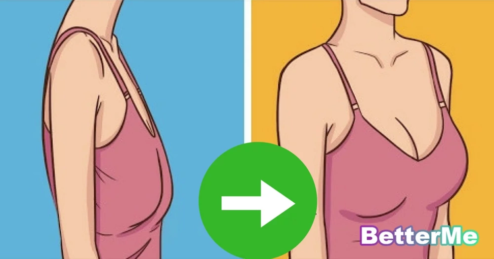 Busty saggy breasts not that