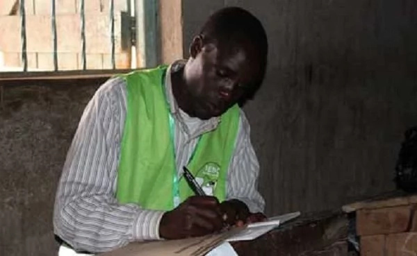 The only polling station in Kenya where no voter showed up