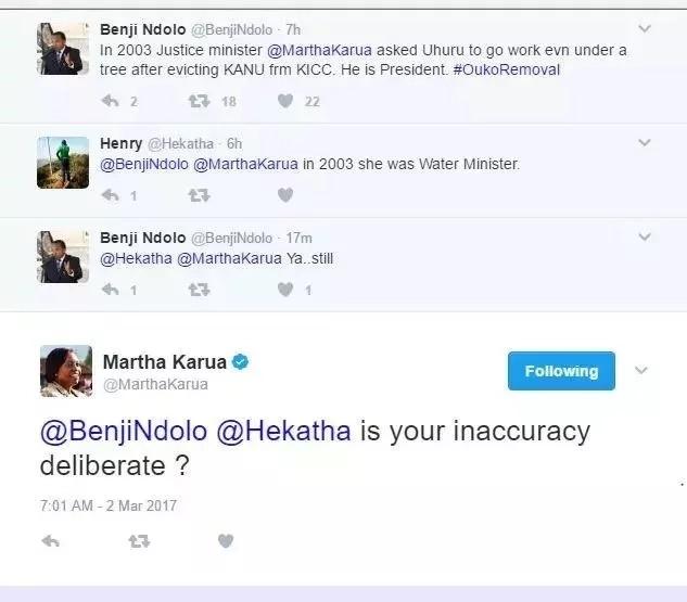 Martha Karua azungumzia madai ya kumwambia Uhuru kufanyia kazi 'CHINI YA MTI