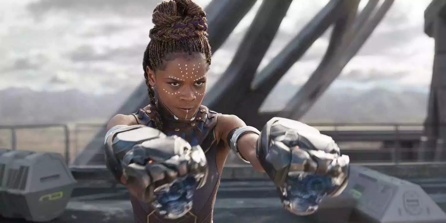'Black Panther' stays strong, rakes in another $108M at the box office