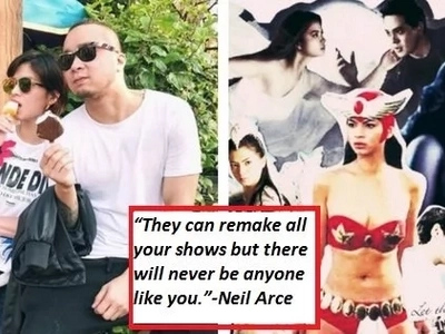 Neil Arce tells Angel Locsin: There will never be anyone like you. Are they dating?