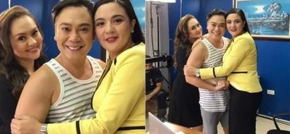 Sila ang orig na magkaribal! Sunshine Dizon and former onscreen rival Angelika dela Cruz reunite in 'Ika-6 na Utos'