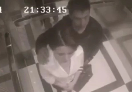 VIDEO: Woman beats up sexual molester in an elevator