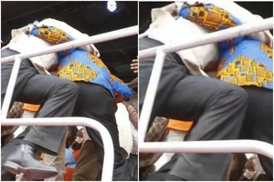 ODM MPs SLAPPED heavy fine for exchanging blows in front of Raila Odinga