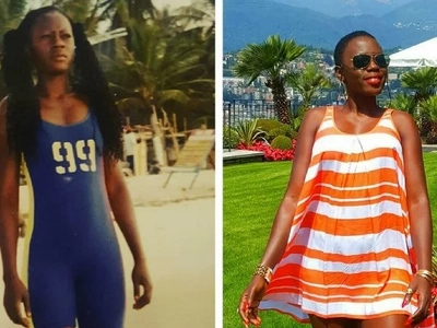 Akothee's before and after photos prove money can change people