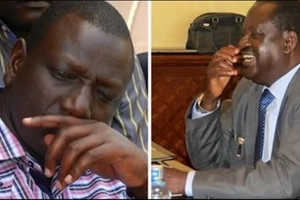 Ruto's top party officials decamp to NASA after Uhuru's tour