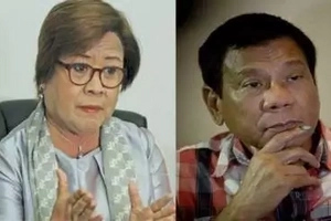 Netizens react to DU30-De Lima's war; here's what they think about their clash