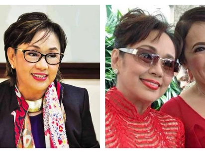 Vilma Santos explains reasons for not attending AiAi's wedding and for voting for Martial Law extension